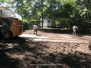 Yard Renovation
