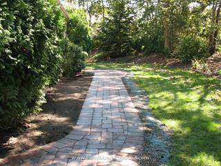 Cape Cod hardscapes and landscapes by M. L. Enterprises are always an expression of our excellence.