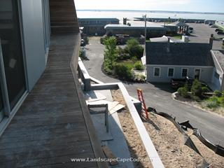 Provincetown Retaining Wall Cap