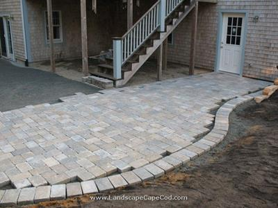 Click to view album: Paver Patio with Firepit