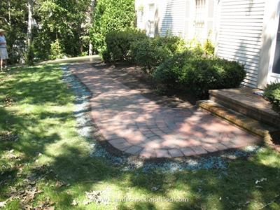 Click to view album: Cobble Stone Sidewalk