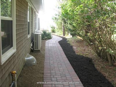 Click to view album: Paver Sidewalk