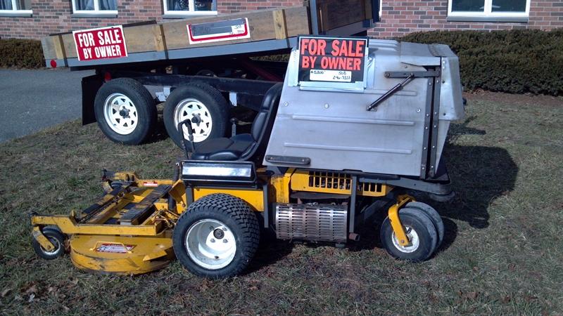 2000 MT-20 Walker Mower