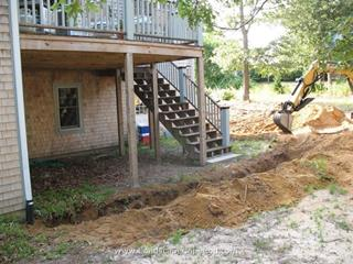 Patio Excavation