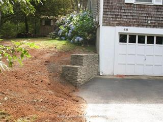 Thin Flagstone Wall