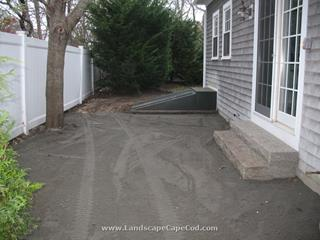 New Cambridge Paver Patio in Harwich Port